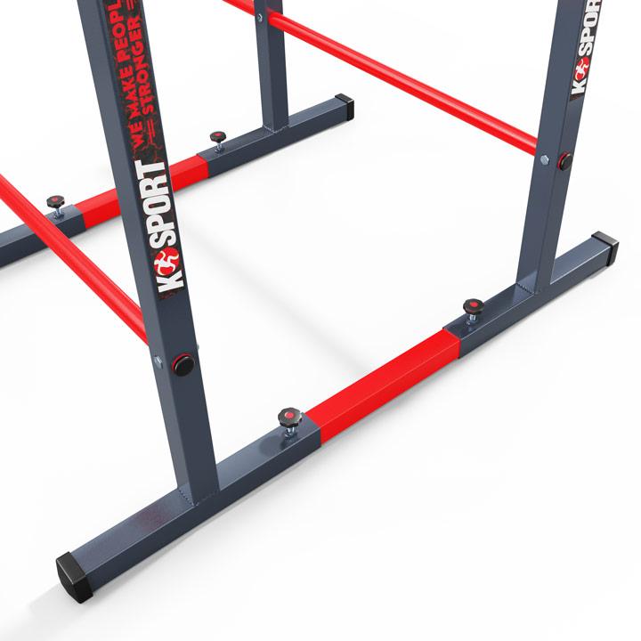 Professionnel DIP station lingots support rack 2x spool//280kg hauteur